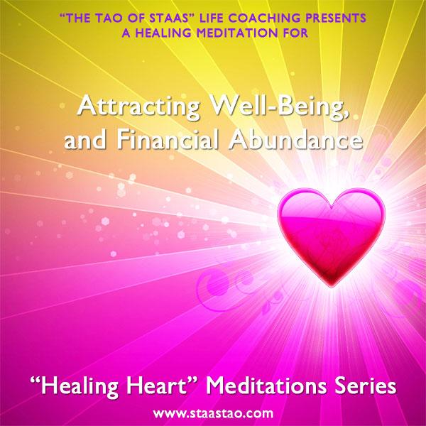 Financial Abundance Meditation Cover